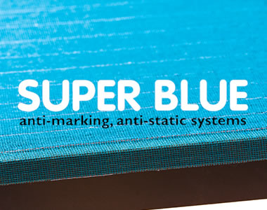 Super Blue Base Covers