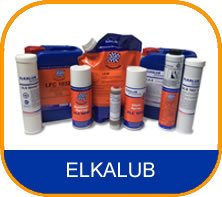 elkalub spray lubricants & grease