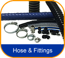 Hose Tube Ducting Jubilee Hose Tail Push Fits