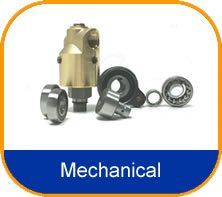 mechanical, gas struts, grippers, belts