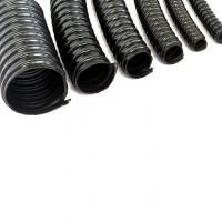 Black Polyurethane Reinforced Compressor Ducting / Hose 00.471.0173, 00.471.0171, 00.471.0170, 00.471.0178, 00.471.0169, 00.471.0116, 00.471.0186