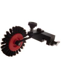 Heidelberg Brush Wheel Complete with Clamp - Square Bar (Left-Hand Side) 66.020.119F