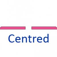 C&T Matrix Pink Centred Matrix