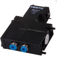Heidelberg 4/2 Way Solenoid Valve - 4mm Push Fits M2.184.1111