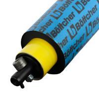 Böttcher Heidelberg SM 74 Yellow Oscillating Inking Form Roller M4.009.231F/01