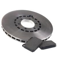 Heidelberg SM 102 CutStar Brake Disc & Pads C2.516.122 C2.516.121 C8.516.015F