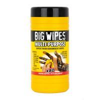 M-427 BIG WIPES Multi-Purpose Super Tough Absorbent Wipes