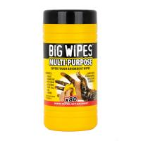 M-427 BIG WIPES Multi-Purpose Super Tough Absorbent Wipes