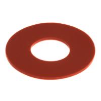 Heidelberg 1 mm Flat Red Rubber Sucker 66.028.403