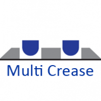 C&T Matrix XTC Multi Crease Matrix