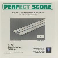 Thompson Center Score - Paper (T-401)
