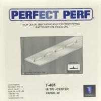 Thompson T-405Center Perf - 16 TPI - Paper - 20' Foot (6 Meters)