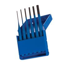 Unior Parallel Pin Punch Set