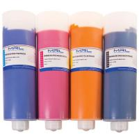 MRL Bio-Speed Process Ink 4-Colour Set 2 kg Cartridge (48 kg)