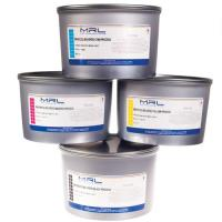 MRL Bio-Speed Process Ink 4-Colour Set 2.5 kg Tin (80 kg)