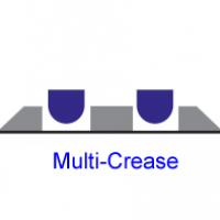 C&T Matrix Multi-Crease Original Steel Based Matrix