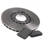 Heidelberg SM102 Cutstar Brake Disc & Pads, C2.516.122, C2.516.121, C8.516.015F